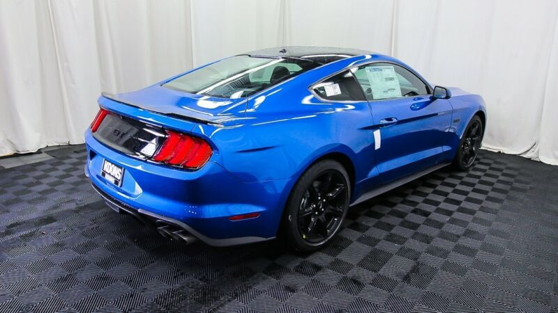 Image 5 Coche Americano usado Ford Mustang 2020