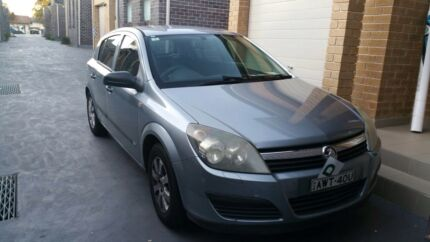 2005 Holden Astra Guildford West Parramatta Area Preview