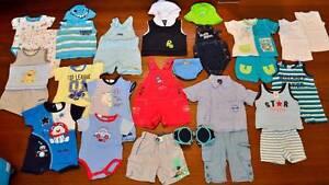 Infant Boys 3-6 mths (Size 00) Summer Designer Brand Name Bundle Enoggera Brisbane North West Preview