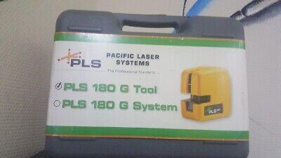 Laser Level Pls180 Green Tool Pls-60596n