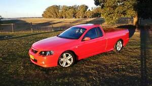 2006 BF Mk1 XR6 Magnet Ute Medowie Port Stephens Area Preview