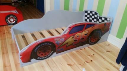 Lightning McQUEEN Racing Car Bed