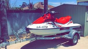 Well maintained 3 seater 2009 Seadoo jet ski for sale Shepparton Shepparton City Preview