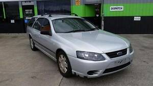 2007 Ford Falcon, wagon, 4.0L, Auto.  NOW DISMANTLING Wollongong Wollongong Area Preview