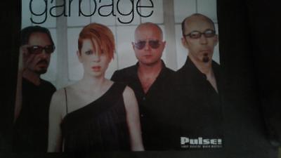 Garbage Poster Pulse Beautiful Garbage Shirley Manson