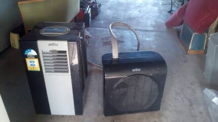 Portable split system air conditioner