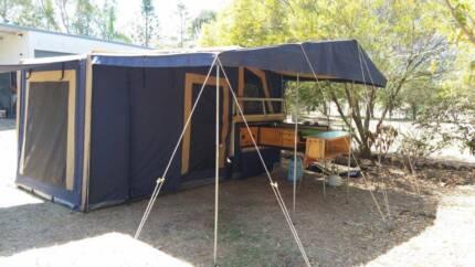 Aluminium Off-road Camper Trailer Innes Park Bundaberg City Preview