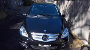 2011 Mercedes-Benz B180 Hatchback / Black / AMG Features Balmain Leichhardt Area Preview