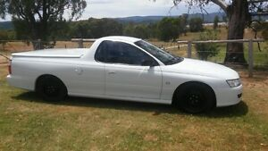 2007 Holden Commodore Ute Batlow Tumut Area Preview
