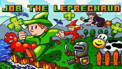 Job the Leprechaun STEAM KEY, (PC, Mac OS X) 2015, Region Free, Fast - Leprechaun Games