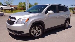 2012 Chevrolet Orlando 7 PASSAGERS / AUTOMATIQUE / AIR / CRUISE