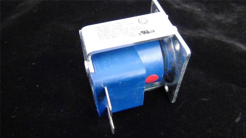 Deltrol Controls DSVP11N 240VAC Solenoid - 12w / 12 IN. Water Column - NEW