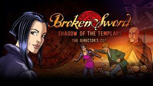 BROKEN-SWORD-1-DIRECTOR-039-S-CUT-Steam-chiave-key-Gioco-PC-Game-ROW