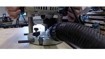 GENUINE  Makita 122850-4 Dust Extracting Nozzle For machines: RP1801 RP2301FC