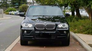 22K CASH! CHEAPEST BMW X5 V8 4.8L TV SAT NAV 20 INCH BLACK RIMS! Guildford Parramatta Area Preview