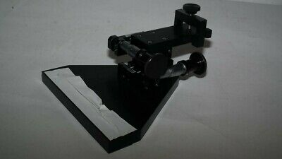 Parker Daedal Ball Bearing Positioner Linear Slide Imperial 12 Micrometer Dual
