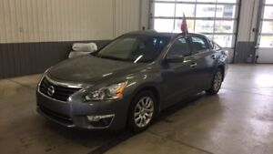 2014 Nissan Altima S CERTIFIED NISSAN CANADA