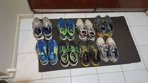 Size 10 men's sneakers for sale Greenmount Mundaring Area Preview