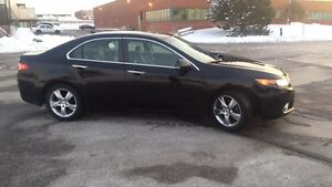 2012 Acura TSX Tech Pkg Fully Loaded !! With Navi