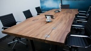 Live Edge Tables For Order!