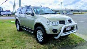 2009 Mitsubishi Challenger LS Turbo Diesel Auto - 7 SEATER!! Garbutt Townsville City Preview