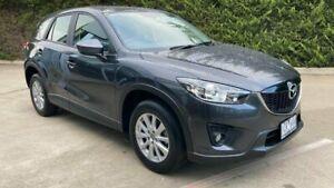 2014 Mazda CX-5 KE1021 MY14 Maxx SKYACTIV-Drive AWD Sport Grey 6 Speed Sports Automatic Wagon