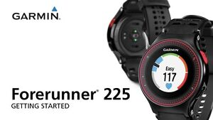‍♀️GARMIN FORERUNNER 225 WRIST BASED HEART RATE SEALED
