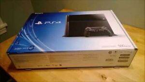 Ps4 (500gb) 1 controller 1 game