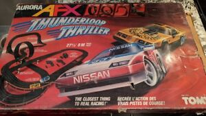 AFX Slot Car Track  - No Cars - 2 Sets
