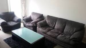 Lounge suite 3 piece + coffee table. Harrison Gungahlin Area Preview