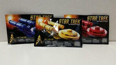 SDCC 2016 Comic Con MEGA BLOKS Star Trek The Original series 50th USS Enterprise