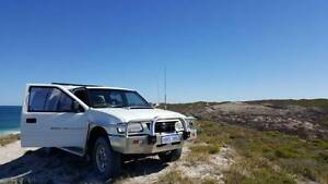 2003 Holden Rodeo Ute Perth Perth City Area Preview
