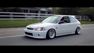 Looking for a clean civic hatch or civic sir