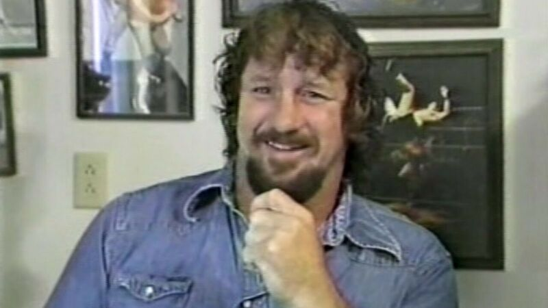 THE BEST OF TERRY FUNK 8 DVD SET WRESTLING