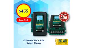 Brand New Enerdrive 12V 40A DC2DC  Battery Charger w/ MPPT for Solar Slacks Creek Logan Area Preview