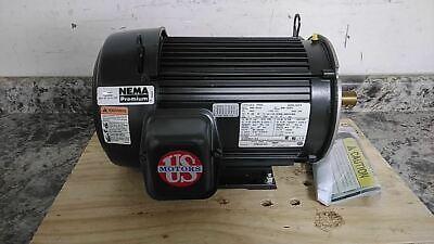 U.s. Motors U5p2dc 5 Hp 1760 Rpm 208-230460vac 3-phase General Purpose Motor
