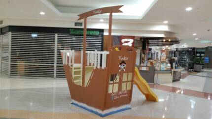 Pirate Ship Cubby House