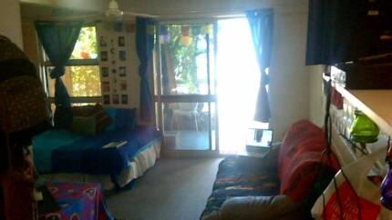 BEACHFRONT Studio Apartment in Heart of Airlie Beach inc Bills Mackay 4740 Mackay City Preview