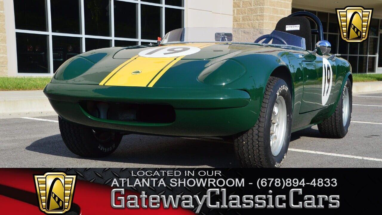 1967 Lotus Elan S-3 Green 1967 Lotus Elan  Convertible 1600 cc 4-cyl DOHC 4 Speed Manual Available N