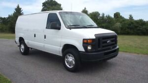 Ford e250 cargo van 2010 only 193000km