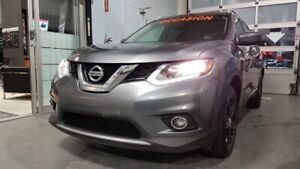 2016 Nissan Rogue SV, AWD, 7 PASSAGERS, TOIT PANO, CAMERA 360, N