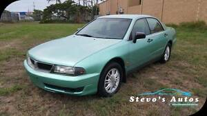 1999 Mitsubishi Magna with RWC and 6 Months Rego ! Pialba Fraser Coast Preview