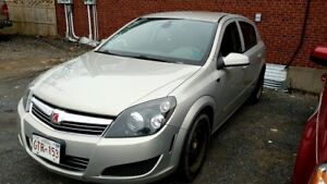 2008 Saturn Astra XE 5 speed, runs well, SOLD AS TRADED