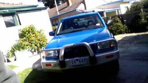 1999 Holden Frontera Wagon Castlemaine Mount Alexander Area Preview