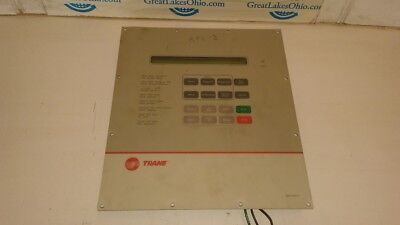 Trane Chiller Adaptive Control Panel 6400-1023-01