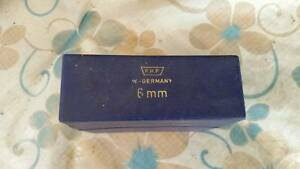 FHP vintage 6mm letter punch set made in West Germany Ryde Ryde Area Preview