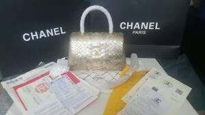brand new chanel purse with hologram & receipt