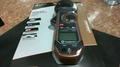 Southwire Digital 400a Ac Clamp Meter 21510n Fast Free Shipping