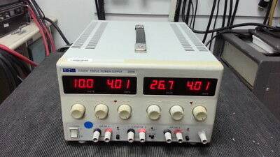 Thurlby-thandar Instruments Tti Ex354t Triple Power Supply 300w