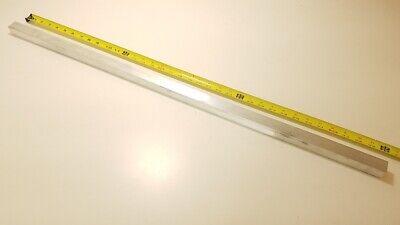 6061 Aluminum Square Bar 1 Square X 36 Long Solid Stock T6511